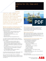 Electrical Systems for Oil and Gas