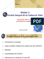 Modulo 2 Gestion Integrada de La Cadena de Valor