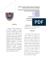 Estrategias de Juegos Del Cálculo Mental Para El Tercer Ciclo de Primaria (1)Modificado2