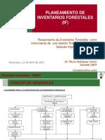 Planeamiento de Inventarios Forestales