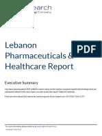 Pharmaceuticals Healthcare Report -BMI-2016