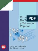 educacion no formal y educacion popular.pdf