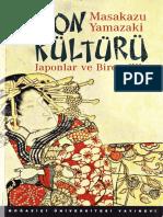 Masakazu Yamazaki - Japon Kültürü