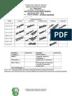 Horario M GRAL Ramo Verde Nvo Plan d Est 2017-2018