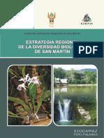 Estrategia Regional Diversidad Biologica San Martin