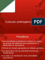 1 Culturas prehispanicas