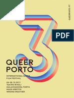 Programa do Festival Queer Queer Porto 2017