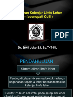 Limfadenopati Colli
