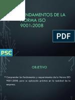 Implementación Iso9001 2008 -Resumen Clase