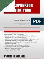 Akupunturtitik Yuan