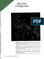 Alfred Schütz. O estrangeiro. Um ensaio de psicologia social..pdf