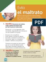 EVITO EL MALTRATO 1°