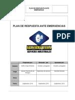 Plan Respuesta Ante Emergencias