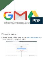 Uso Del Gmail