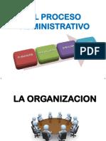 6 El Proceso Administrativo 2 Organizacion