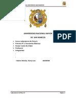 Informe 1 fisica2 unmsm