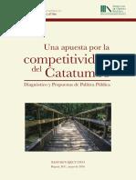 Competitividad en El Catatumbo