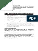 Penggunaan Gradient Tool.docx