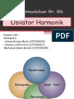 Osilator Harmonik