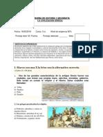 Prueba Civilizacion Griega 3ro (1)