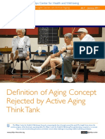Active Aging - 1