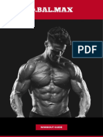 2 Dbal MAX Workout eBook