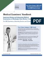 Medical Examiner's Handbook