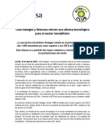 Ndp Fotocasa y Noteges-Alianza Estrategica