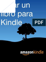 Crear Un Libro Para Kindle (Spa - Kindle Direct Publishing