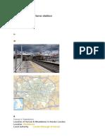 Arrow & Wealdstone Station