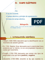 Cap 23 y 24 Campo Eléctrico y Ley de Gauss (2)
