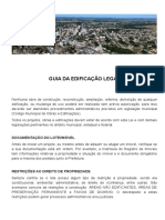 Guia Da Edificacao Legal