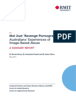 RMIT 'Revenge Porn' Report
