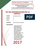 Informe Eli de Gortari