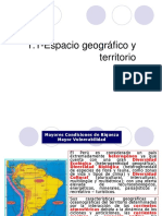 Tema_1 Espacio y Territorio