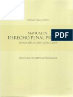 Manual Derecho Penal Practico 2da Edicion Tatiana Vargas