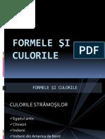 Formele Si Culorile