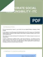 ITC CSR