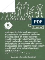 Encyclopaedia of Chess Openings - Volume C (5th Edition), Chess Informant (2006).pdf