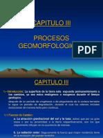 Capitulo 03 Procesos Geomorfologicos