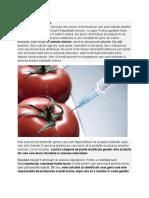 Plante Modificate Genetic