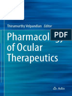 Pharmacology of Ocular Therapeutics (2016)