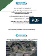 Informe de Mercado La Aurora