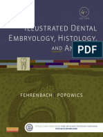 Margaret J. Fehrenbach RDH MS, Tracy Popowics Illustrated Dental Embryology, Histology, And Anatomy, 4e