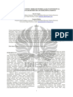 Jurnal Pengembangan Modul berbasis Pembelajaran Kontekstual.pdf