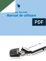 Manual Modem Usb Cdma Adu 510l