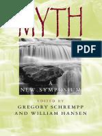 Myth- A New Symposium