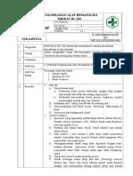 SOP 4 Pengoprasian Mindray Bc-20s
