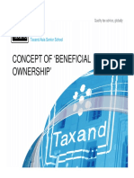 5 Tass 2014 - Beneficial Ownership