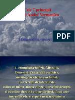 +++F.M.7 principii ale creierului